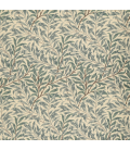 Rice paper for furniture decoration: Leaves in green color