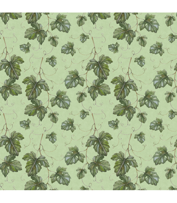 Rice paper for furniture decoration: Ivy