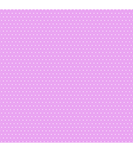 Carta di riso per il decoro del mobile: Pois colorati viola