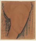 Amedeo Modigliani - Testa di Ragazza. Stampa su tela