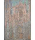 Claude Monet - Rouen Cathedral. Printing on canvas