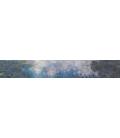 Claude Monet - Nymphéas (nuvole). Stampa su tela