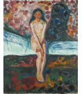 Printing on canvas: Edvard Munch - Puberty