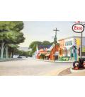 Edward Hopper - Orleans, un ritratto. Stampa su tela