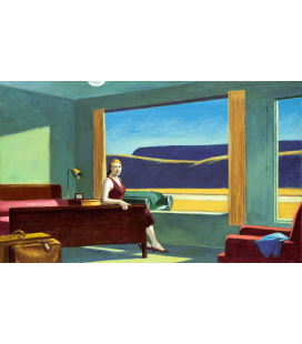 Edward Hopper - Western Motel. Printing on canvas
