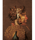 Printing on canvas: Giuseppe Arcimboldo - Air