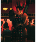 Stampa su tela: Jack Vettriano - The First Kiss