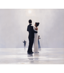 Jack Vettriano - Dance Me To The End Of Love. Printing on canvas