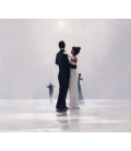 Printing on canvas: Jack Vettriano - Dance Me To The End Of Love