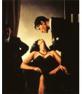 Stampa su tela: Jack Vettriano - Games of Power