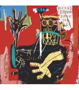 Jean Michel Basquiat - Ernok. Stampa su tela