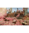 Lawrence Alma-Tadema - Le rose di Eliogabalo. Stampa su tela