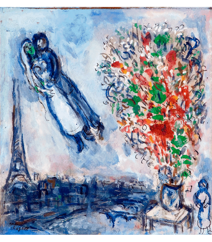 Chagall Marc - bycreative