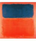 Stampa su tela: Mark Rothko - Blue Cloud