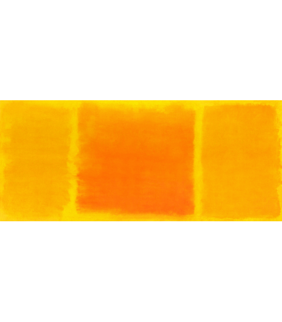Printing on canvas: Mark Rothko - Yellow and Orange 1955