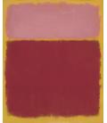Mark Rothko - La ri-scoperta. Stampa su tela