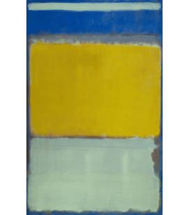 Mark Rothko - N°10. Stampa su tela