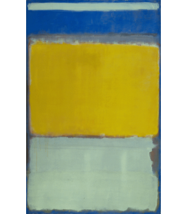 Mark Rothko - No. 10. Printing on canvas