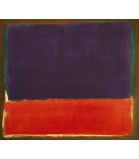 Mark Rothko - No. 14. Printing on canvas