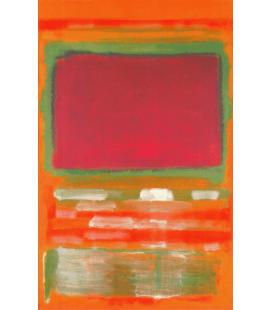 Mark Rothko - N°15. Stampa su tela