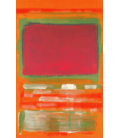 Printing on canvas: Mark Rothko - No. 15