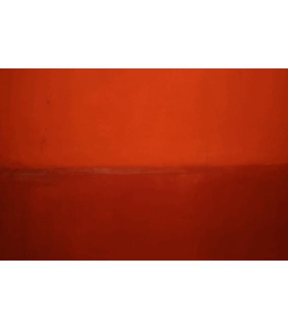 Stampa su tela: Mark Rothko - Red