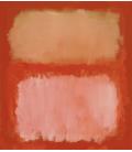 Mark Rothko - Senza titolo. Stampa su tela