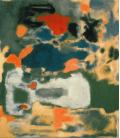 Mark Rothko - Senza titolo (1948). Stampa su tela