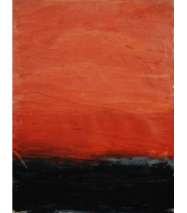 Mark Rothko - Shampoo landscape. Printing on canvas