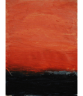 Mark Rothko - Shampoo landscape. Stampa su tela