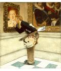 Norman Rockwell - Arte Critica. Stampa su tela