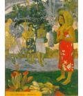 Paul Gauguin - Orana Maria (Hail Mary)
