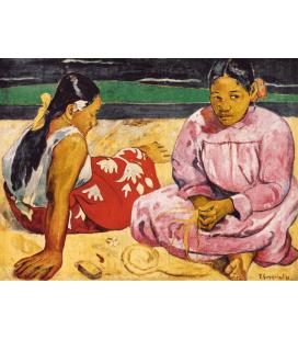 Paul Gauguin - Tahitian Women on the Beach