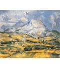 Paul Cézanne - Mont Sainte-Victoire 5