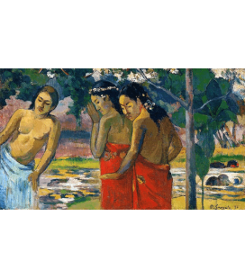 Paul Gauguin - Three Tahitian Women
