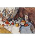 Stampa su tela: Paul Cézanne - Nature morte
