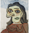 Pablo Picasso - Dora Maar. Printing on canvas
