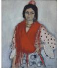 Picasso Pablo - Zingare - Dongen. Stampa su tela