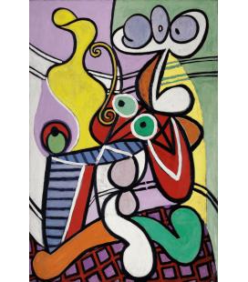 Picasso Pablo - Grande Nature. Stampa su tela