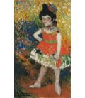Picasso Pablo - La nana. Stampa su tela