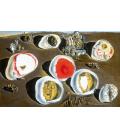 Salvador Dalí - Gli accomodamenti del desiderio. Stampa su tela