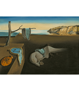 Printing on canvas: Salvador Dali - The Persistence of Memory