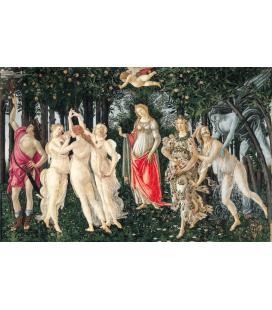 Sandro Botticelli - Primavera. Stampa su tela