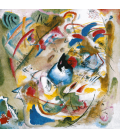 Vassily Kandinsky - Improvvisazione Sognante. Stampa su tela