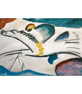 Vassily Kandinsky - Lirico. Stampa su tela