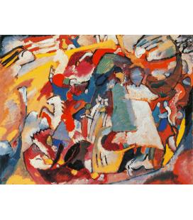 Vassily Kandinsky - Ognissanti I. Stampa su tela