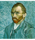 Vincent Van Gogh - Self-Portrait. Printing on canvas