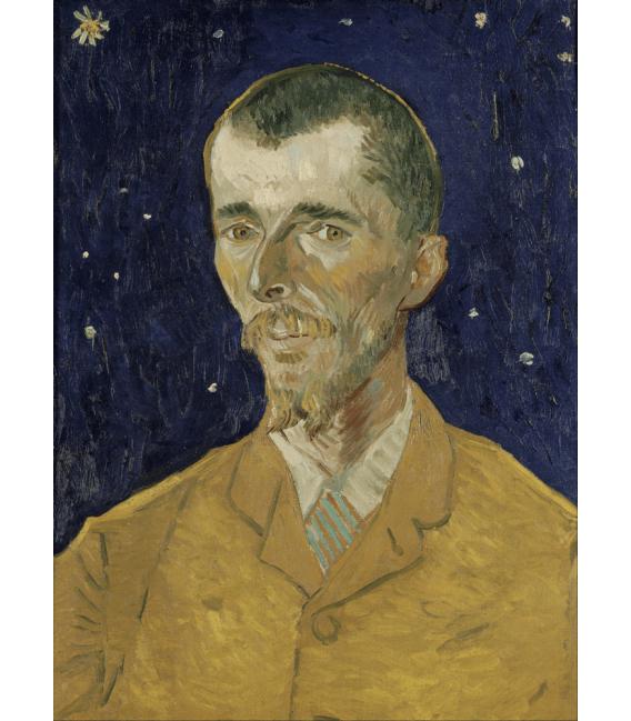Printing on canvas: Vincent Van Gogh - Eugène Boch