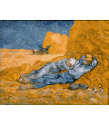 Vincent Van Gogh - Siesta.jpeg. Printing on canvas