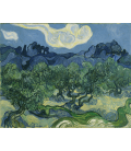Vincent Van Gogh - Olive Trees 2. Printing on canvas